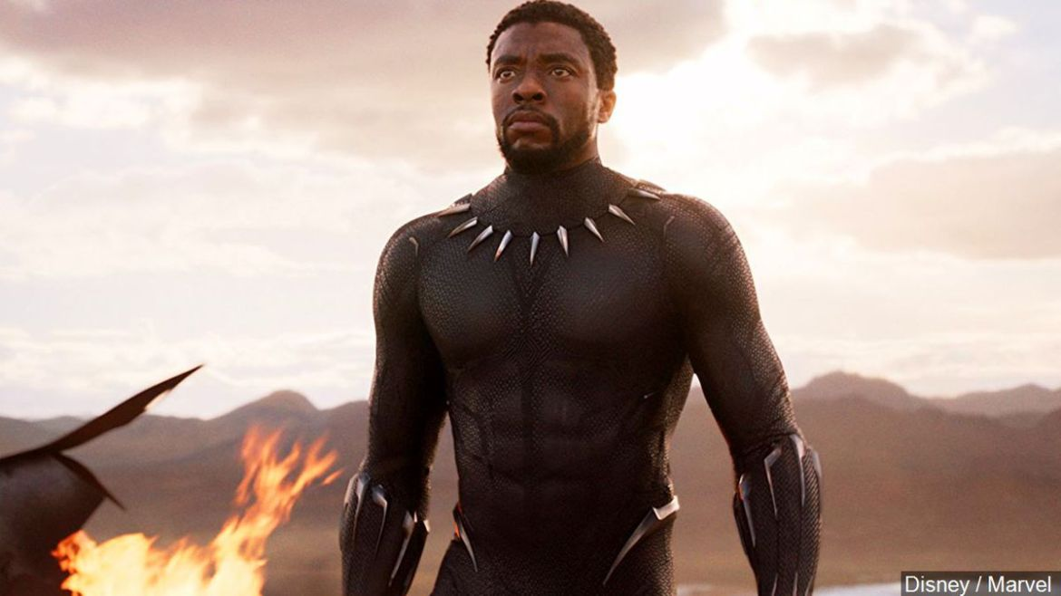 Chadwick Boseman star of Black Panther dies at 43 after 4-year fight with colon cancer