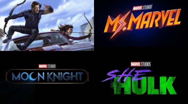 Marvel Studios Shares Updated MCU Phase 4 Release Schedule 11