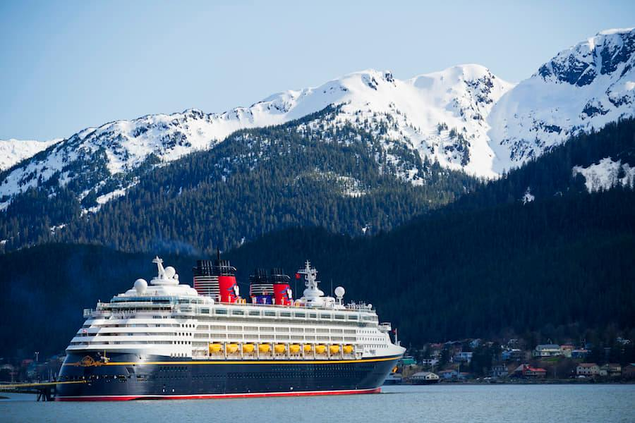 CDC Clears 2 Disney Cruise Line Ships to use Commercial Transportation