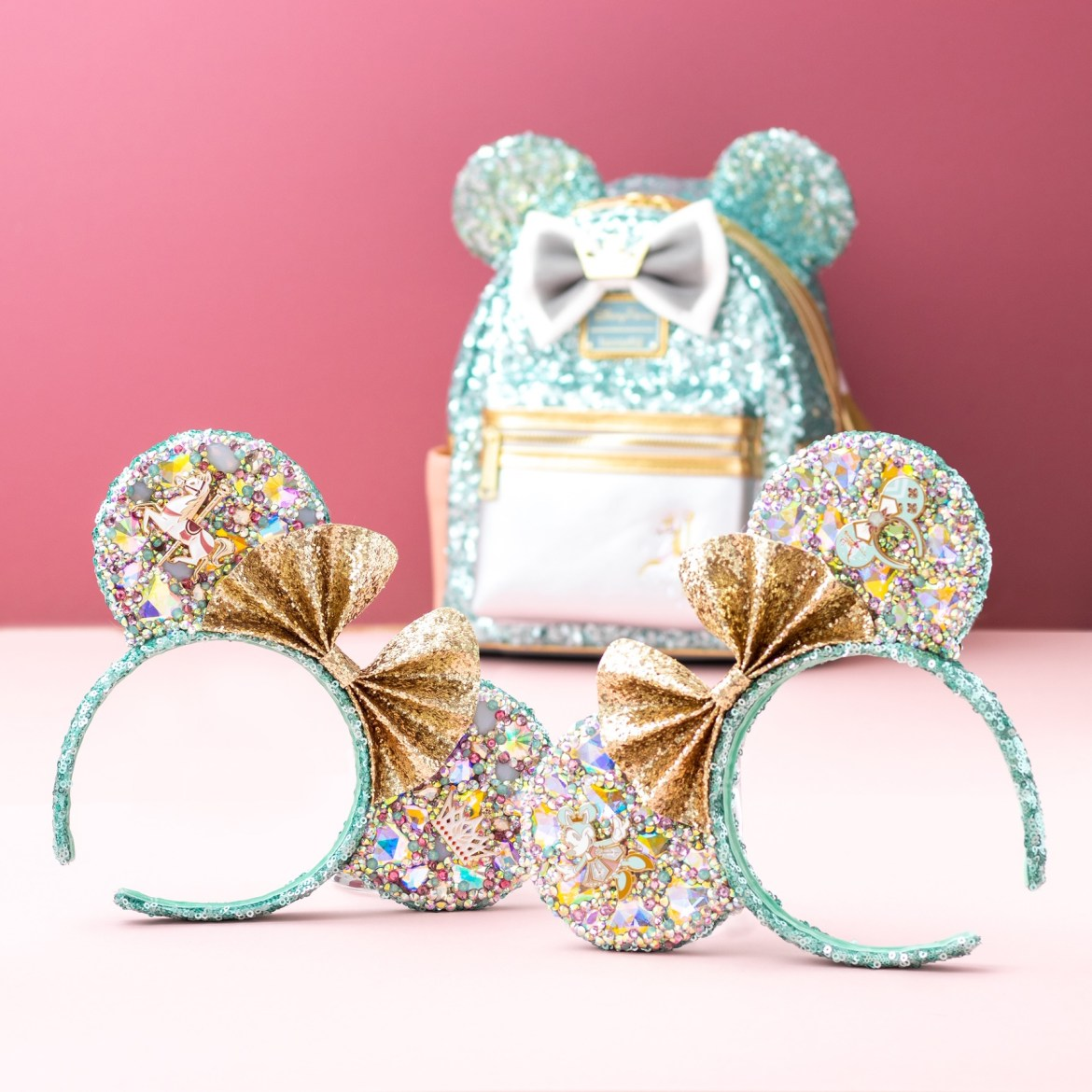 These Swarovski Crystal Minnie Ears Are A Dream Come True!