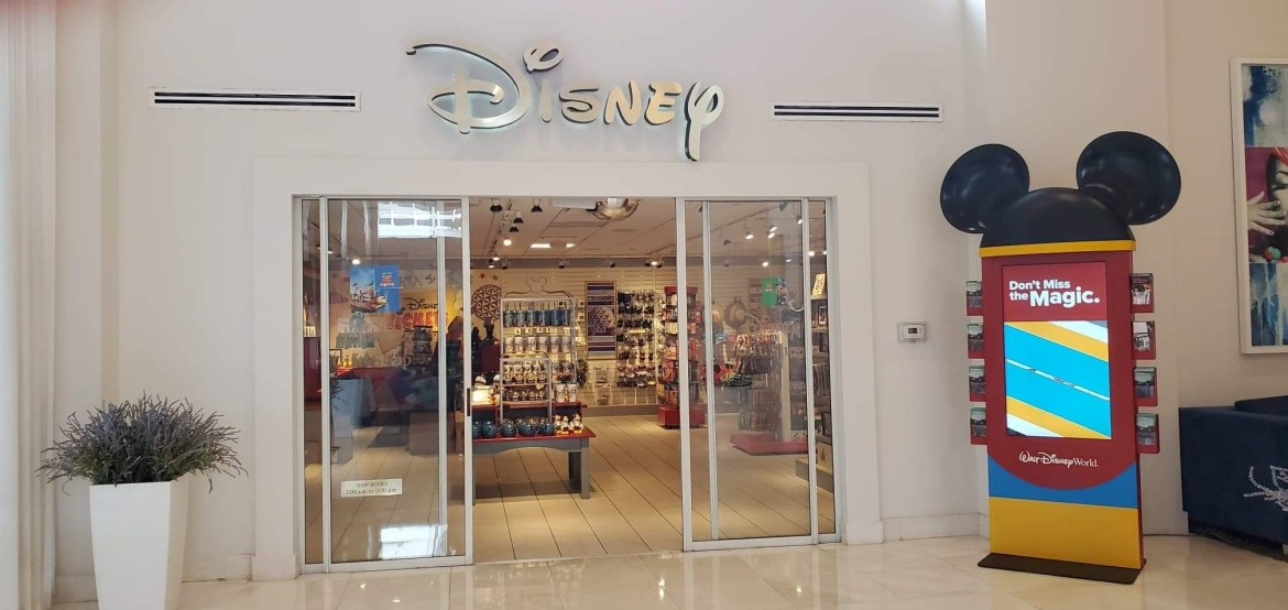 Disney Stores Located Inside Disney Springs Resorts Closing