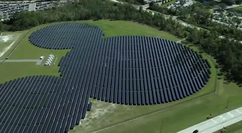 Disney Is Powering The Magic With Renewable Energy
