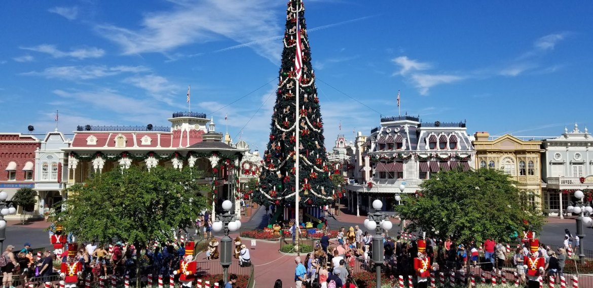 Disney World Park hours for the first part of November have been released