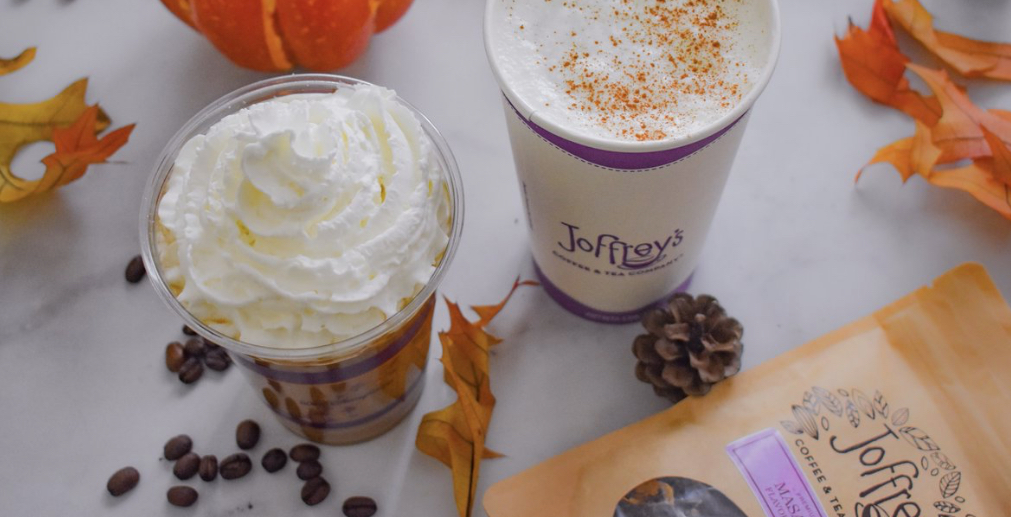 Fall Beverages Return to Joffrey's Coffee at Disney World