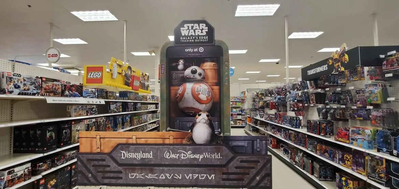 Star Wars Galaxy's Edge Merchandise Lands At Target
