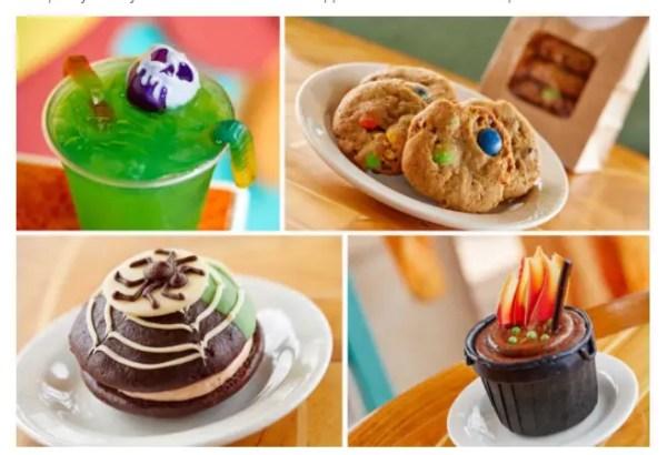 New Fall Tricks & Treats coming to the Disney World Resorts & Disney Springs 3