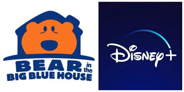 Bear in the Big Bear House