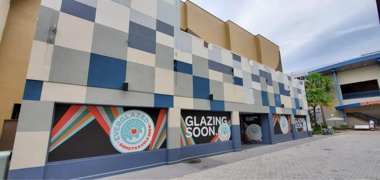 Everglazed Donuts in Disney Springs Glazing Soon