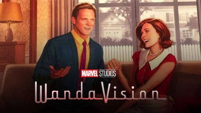 Confirmed: Marvel Studios' 'WandaVision' to Premiere on Disney+ in 2020