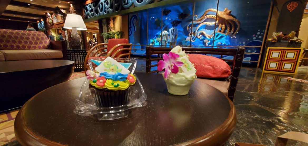 Two Limited-Time Only 'Olu Mel Treats Say Aloha at Disney's Polynesian Resort