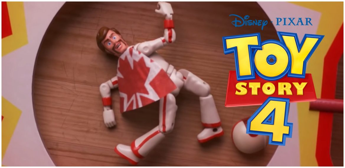 Disney-Pixar Facing Lawsuit Over Duke Caboom Likeness to Evel Knievel in 'Toy Story 4'