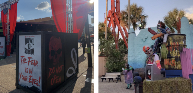 REVIEW: Opening Night of Howl-O-Scream at Busch Gardens Tampa