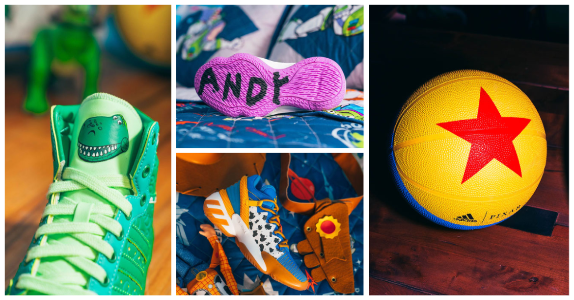 New Toy Story Adidas Collection Celebrates Friendship