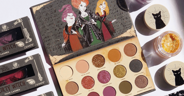 Wicked New Hocus Pocus ColourPop Makeup Collection Coming Soon 1