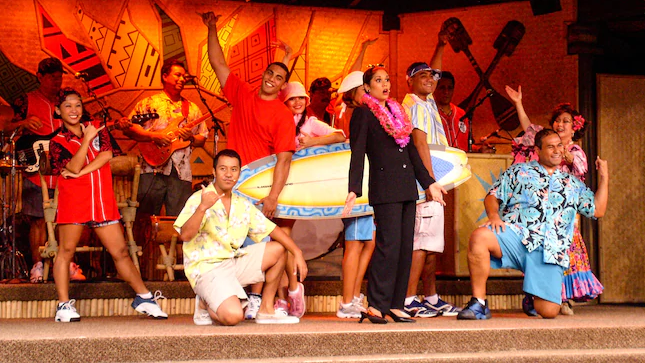 Disney World's Polynesian Resort Entertainers will not be returning to work