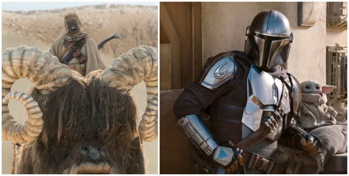 Star Wars 'The Mandalorian' to Feature Tatooine in Season 2
