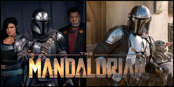 First Look at Star Wars 'The Mandalorian' Season 2 Revealed 1