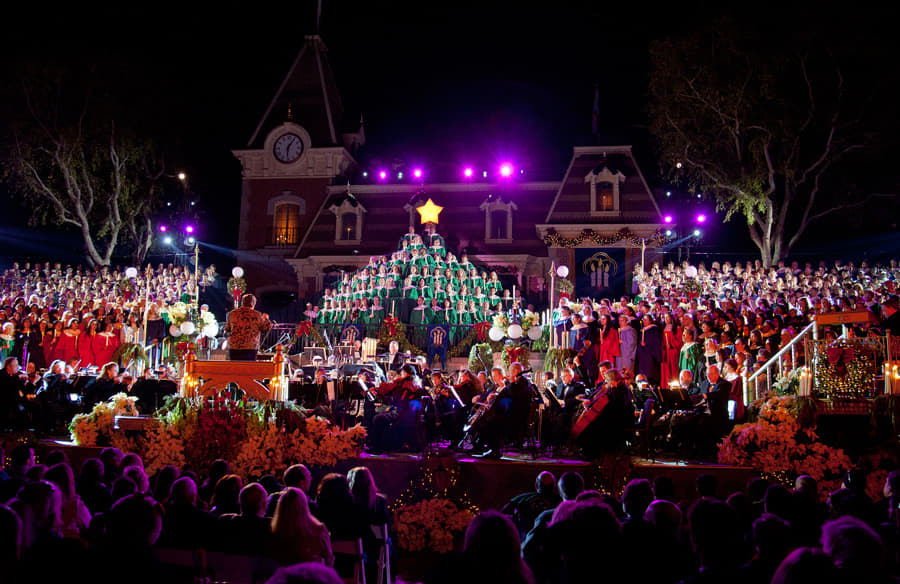 Disneyland officially cancels Candlelight Processional