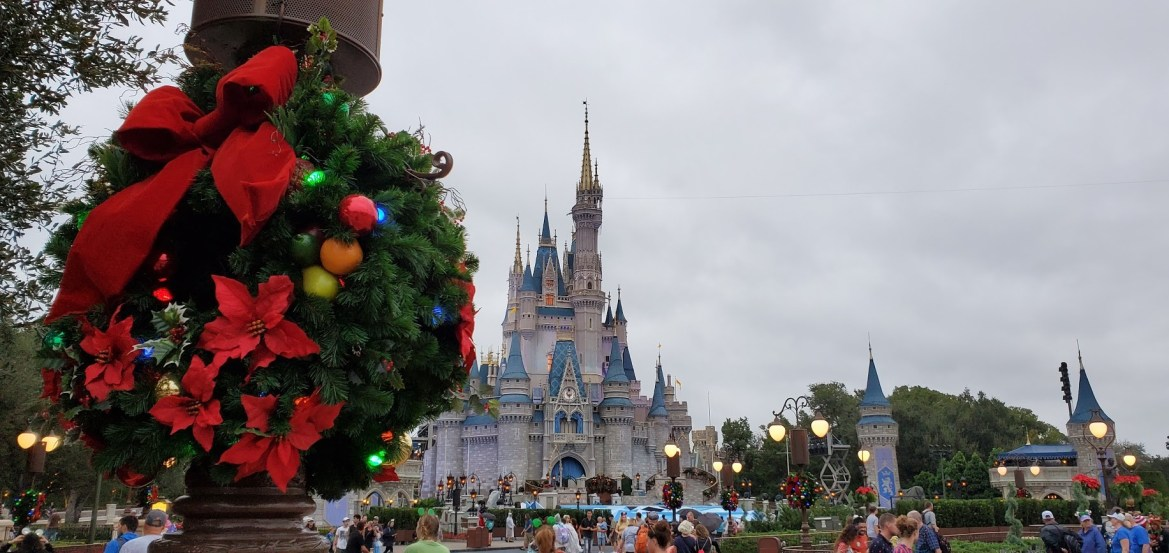 Magic Kingdom will be open later starting the beginning of November