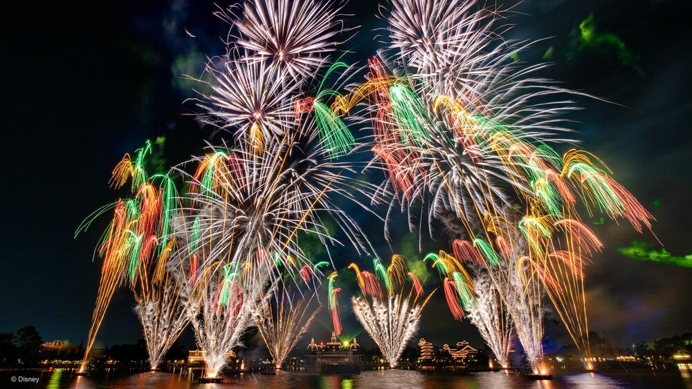 After-Hours Fireworks Testing to Take Place at EPCOT on September 23rd