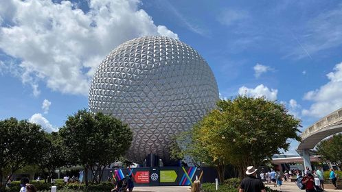 Epcot to begin opening at noon starting at the end of November