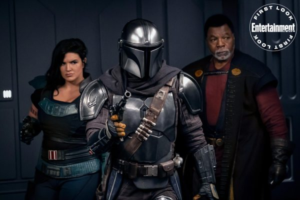 First Look at Star Wars 'The Mandalorian' Season 2 Revealed 4