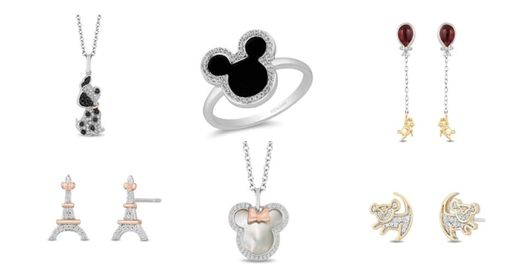 Kay Jewelers Expands Its Exclusive Disney Treasures Collection to All Stores