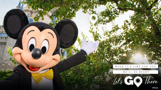 Planning a Disney Vacation can boost your happiness and even increase your energy levels.