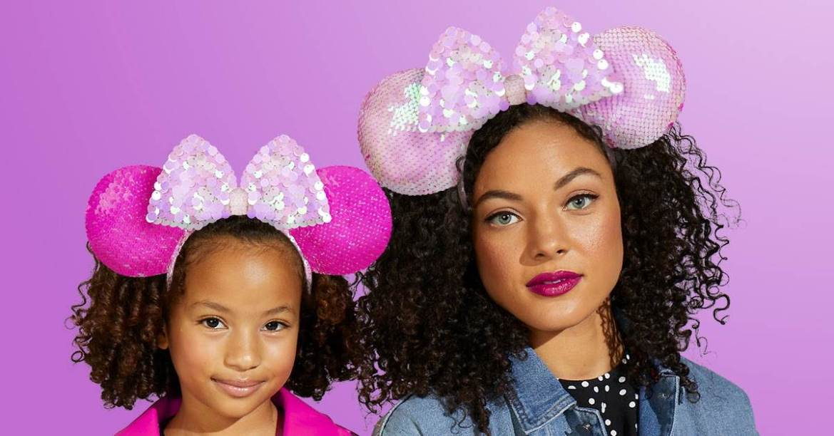 New Cupcakes and Cashmere Disney Parks Designer Minnie Ears coming to ShopDisney tomorrow!