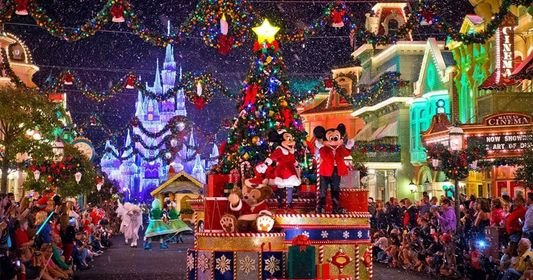 Mickey's Very Merry Christmas Party canceled for 2020