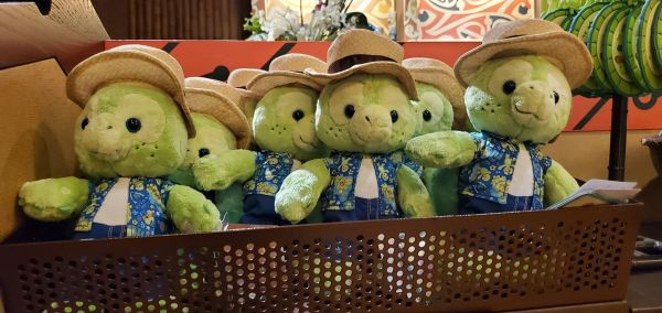 'Olu Mel Merch from Disney's Aulani Resort available for limited time at Polynesian 7