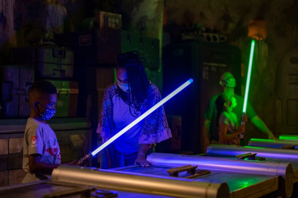 Build Your Own Lightsaber experience returning to Disney's Hollywood Studios 2