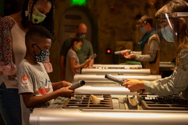 Build Your Own Lightsaber experience returning to Disney's Hollywood Studios 1