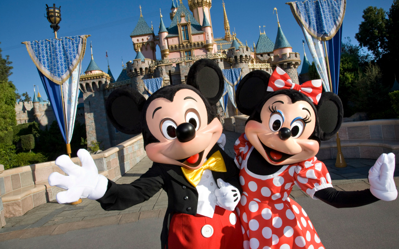 Disneyland will be able to reopen with 25% capacity once they meet state restrictions