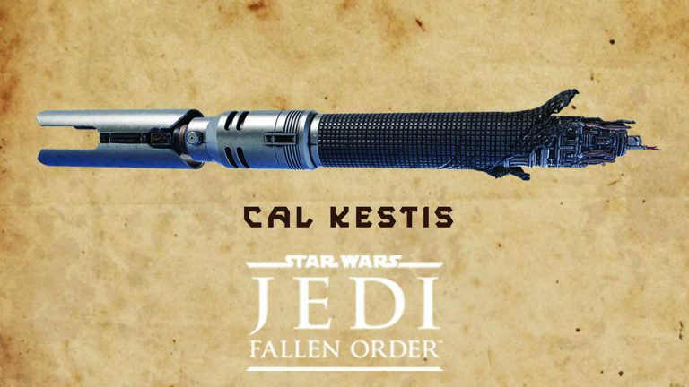 New Star Wars Lightsaber Coming to Galaxy's Edge