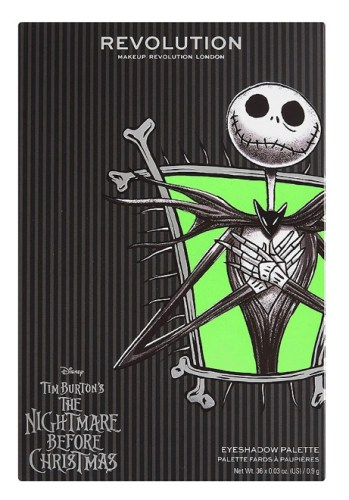 Makeup Revolution's 'The Nightmare Before Christmas' Makeup Collection is Available at Ulta! 1