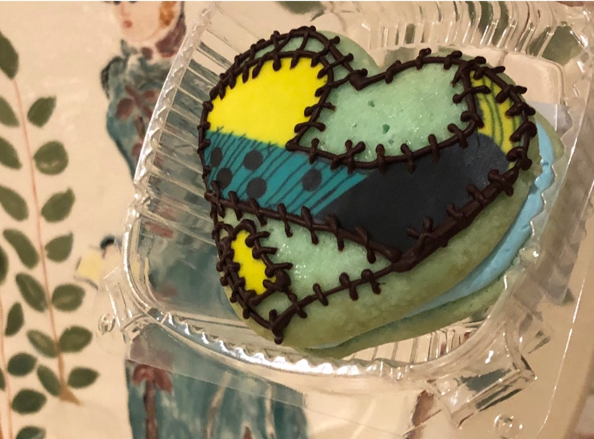 Take a bite out of Sally's Whoopie Pie Heart