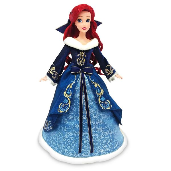 Special Edition Holiday Ariel Doll