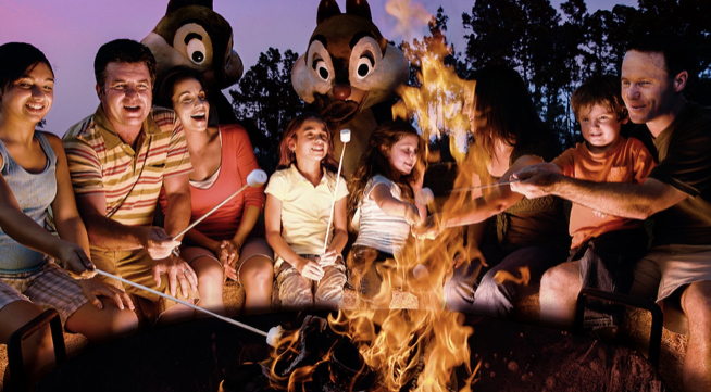 Halloween Will Be Much Different This Year at Disney's Fort Wilderness