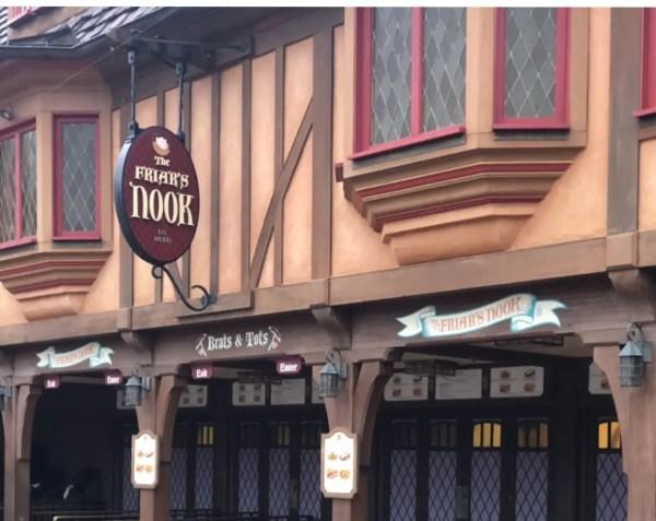 Friar's Nook