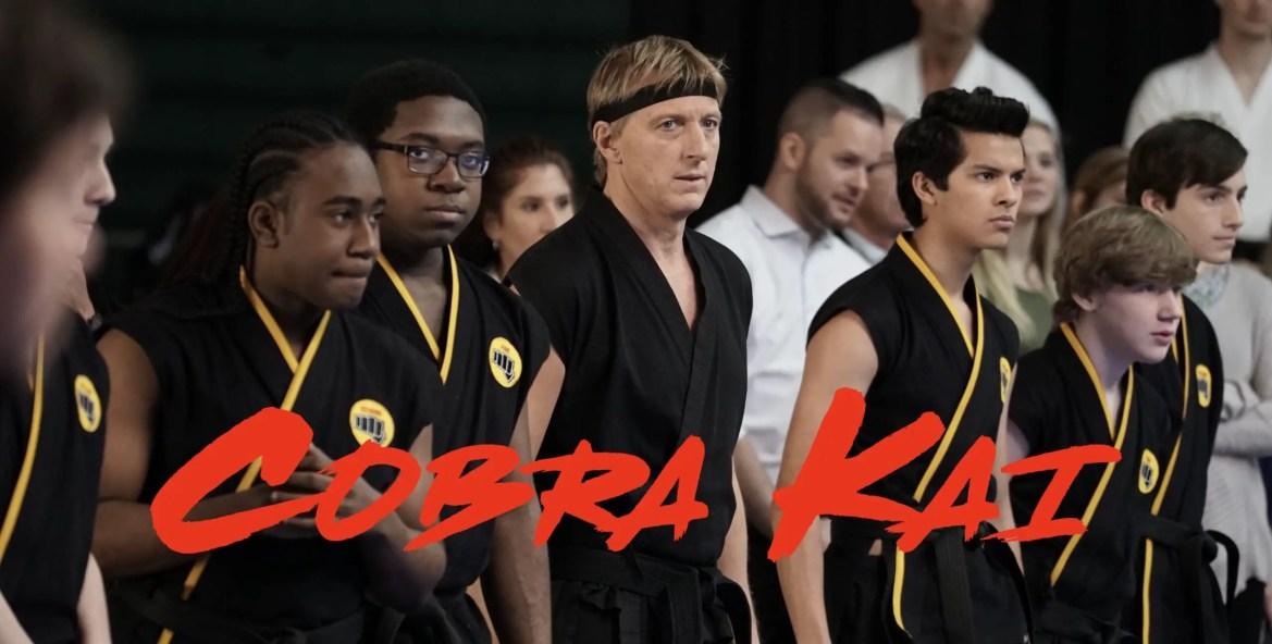 Netflix Orders 4th Season of 'Cobra Kai' Before the Season 3 Premiere