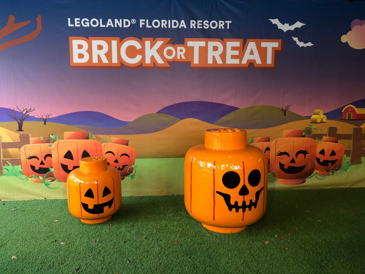 Brick or Treat Opens This Weekend with Safe, Spooky Fun at LEGOLAND® Florida