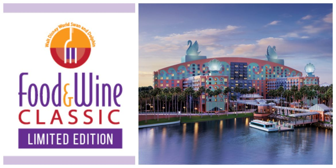 Disney's Swan and Dolphin Resort adds additional day to Food & Wine Classic: Limited Edition