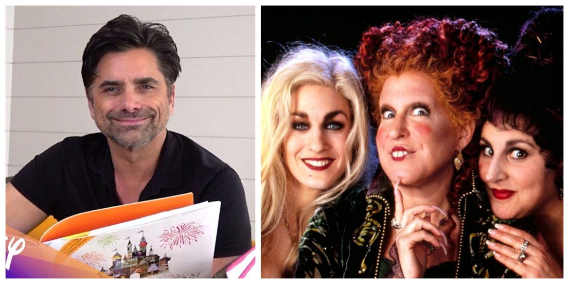 John Stamos joining the Cast of Hocus Pocus Reunion