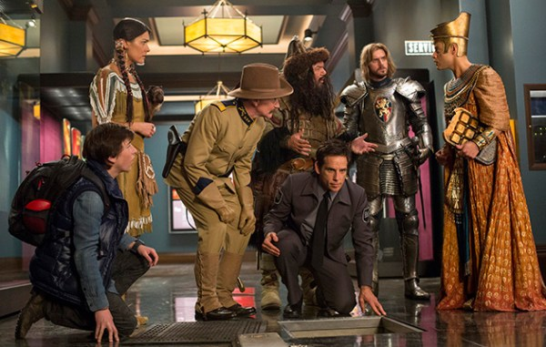 New Details Emerge for the 'Night at the Museum' Movie Coming to Disney+ in 2021 2