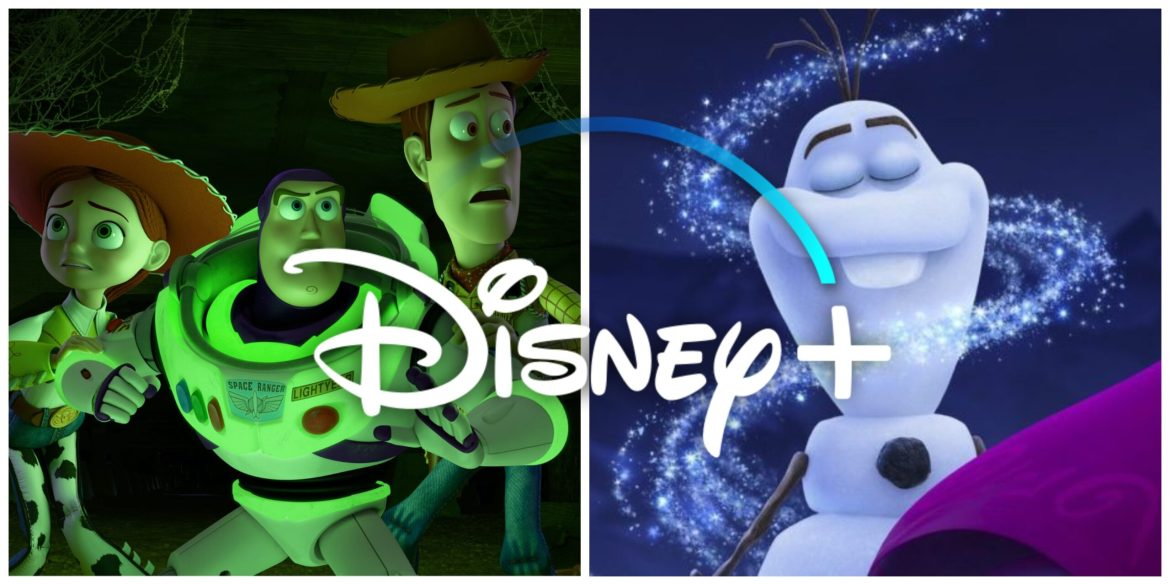 'Toy Story of Terror' and 'Once Upon A Snowman' Now Available in the Disney+ Library
