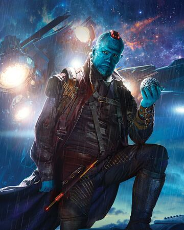 Michael Rooker is Ready for a Yondu Prequel Marvel and Disney+ Series 2