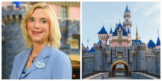 Disney's Chief Medical Officer has been honored with prestigious award 1