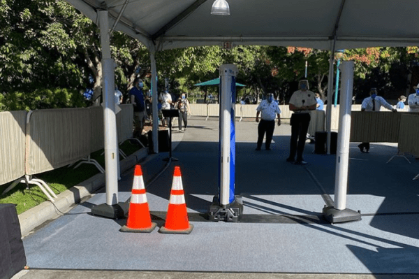 Disneyland Resort Installs Contactless Screening System Ahead of Theme Parks Reopening 1