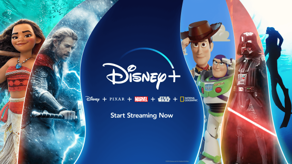 Everything Coming to Disney+ This November 1